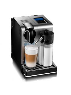 Nespresso Lattissima Pro Silver coffee machine