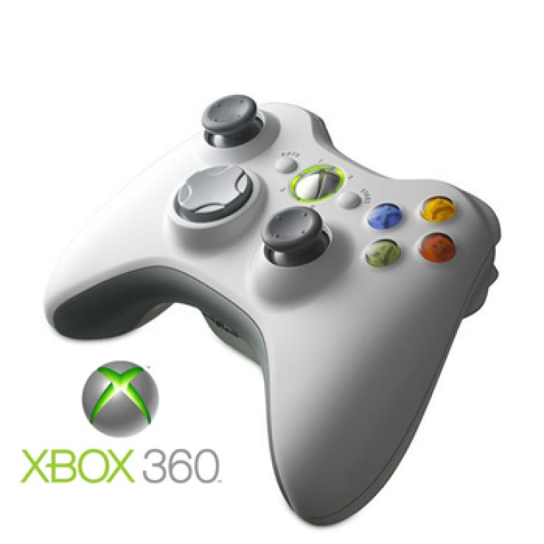 Microsoft XBOX360 Wireless Joystick